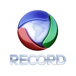 logotipo rede record